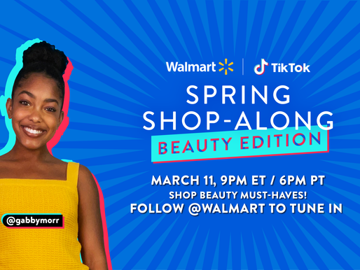 Walmart Doubles Down on TikTok Shopping, Hosts All-New Live Stream Shopping Event
