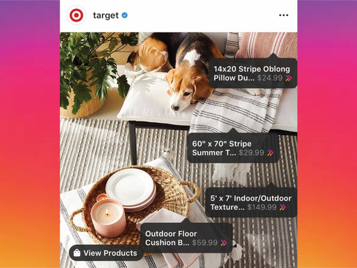 Instagram Checkout: Easier Target Shopping is Just a Few Taps Away