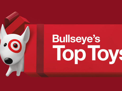 Bullseye's Top Toys List is Back and Better than Ever, Plus Big Disney News