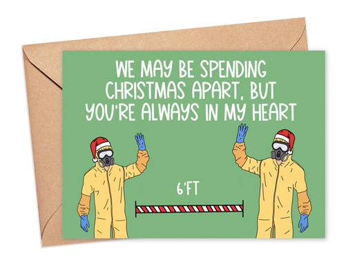 More Personal Than a Text: Holiday Cards See Increase as the Pandemic Continues into the Holidays