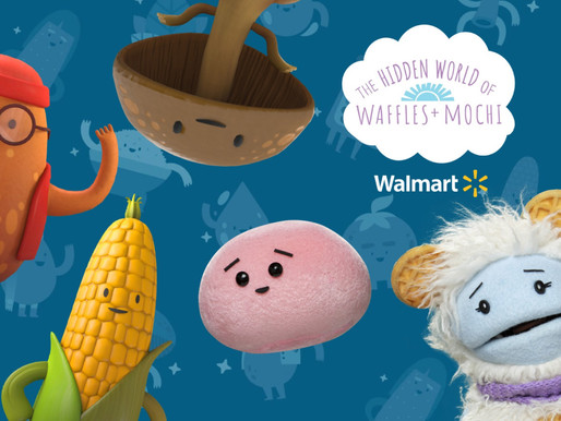 Walmart Cooks Up New Interactive Food Experience to Teach Families About Healthy Eating