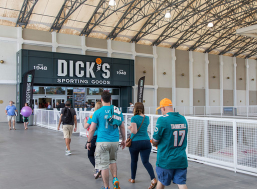 Dick's Sporting Goods is Dominating the Pandemic Shopping Wars by Seizing on a New Wave of Customers
