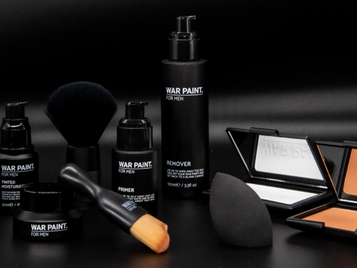 The Rise of Men's Cosmetics and Brands Making their Mark