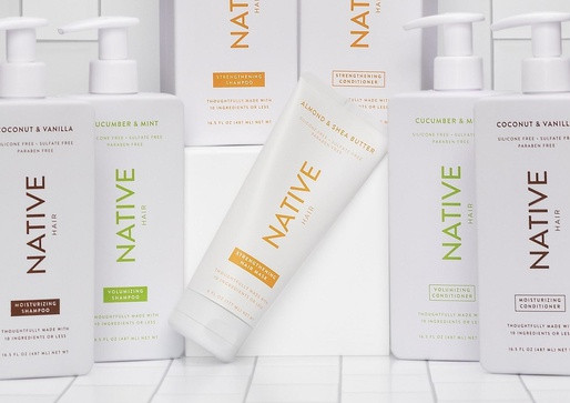 DTC Brand Native Launches Hair Care Line