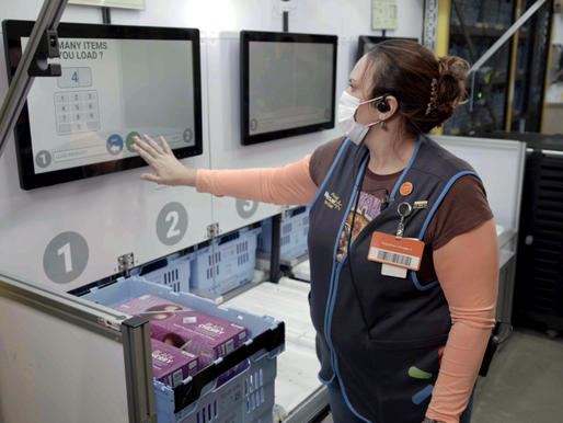 From Ground-Breaking to Breaking Ground: Walmart Begins to Scale Local Fulfillment Centers
