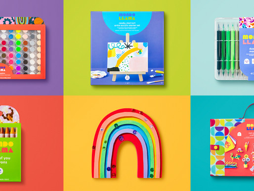 Clamoring for Crafts? Get Creative with Target's Newest Owned Brand, Mondo Llama