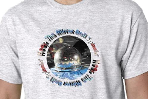 """""""Keep The Mirror Ball Spinnin'"""" T-Shirt"""