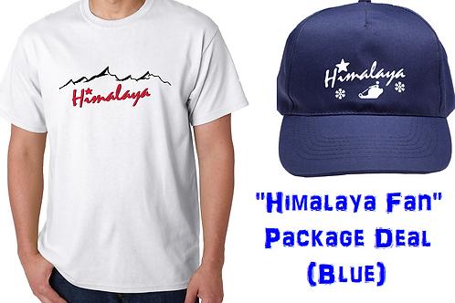 """""""Himalaya Fan"""" Package Deal (Blue)"""