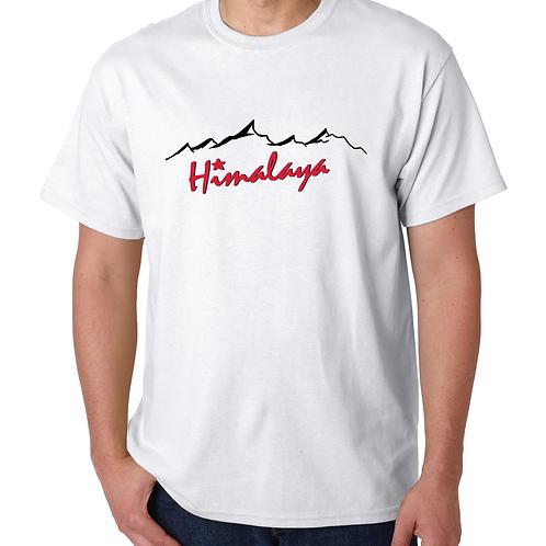 """Himalaya"" Logo w/ Specs T-Shirt"