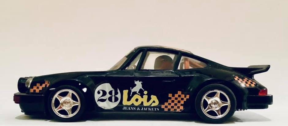COLLEZIONE: SCALEXTRIC TYCO Porsche 911. Subasta a la baja.
