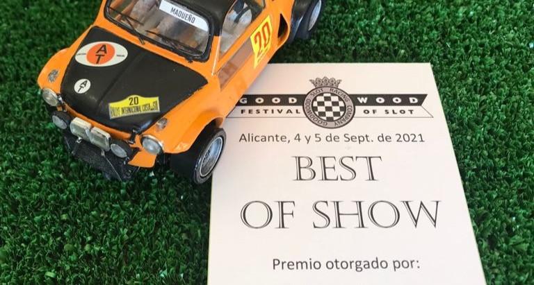 BOLA EXTRA: GOODWOOD Slot Fest Alicante. Un pequeño paso para el slot, un gran paso para la afición.
