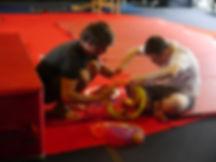Atelier Cirque spécialisés handicap