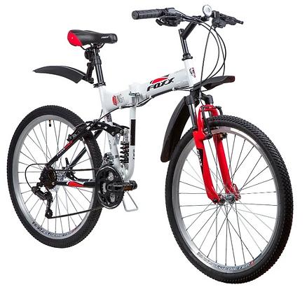 Велосипед Foxx Zing F1 18ск складнй
