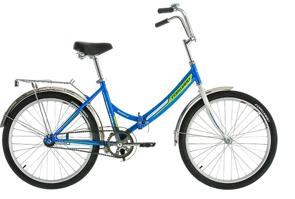 Велосипед Форвард Valencia 1.0