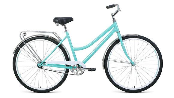 """Велосипед Форвард TALICA 1.0 28"""" (рама 19"""", мятный/белый)"""
