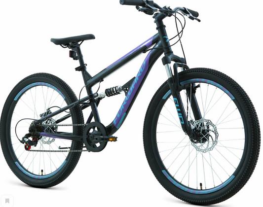 Велосипед Форвард RAPTOR 24 2,0 Disc