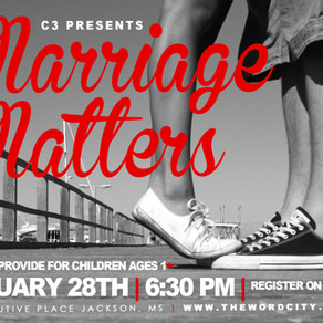 Marriage Matters