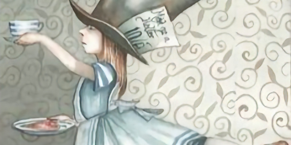 Alice in Wonderland & The Mad Hatter's Tea Party