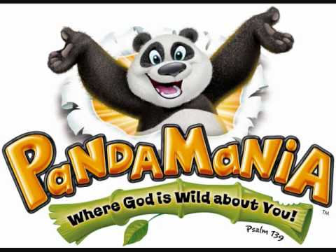 Pandamania Summer Camp July 19th - 23rd