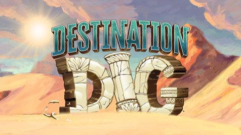 Destination Dig Summer Camp June 21st - 25th