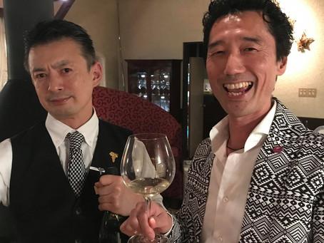 ワイン会大盛況でした!