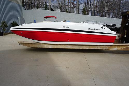 2019 Hurricane SS 188 w/ Yamaha 150