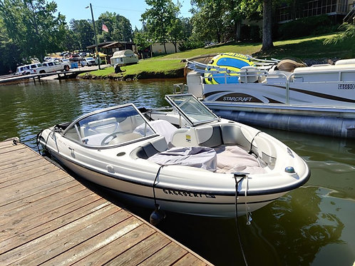2006 Maxum 1800 SR3 w/4.3 L Mercruiser (Includes Trailer)