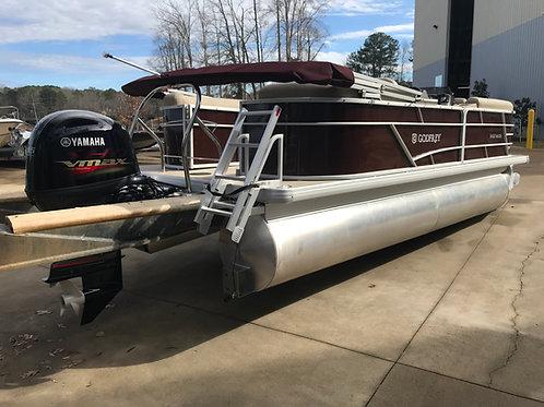2020 Sweetwater 2086 SB (Split Bench) w/Yamaha VF115LA