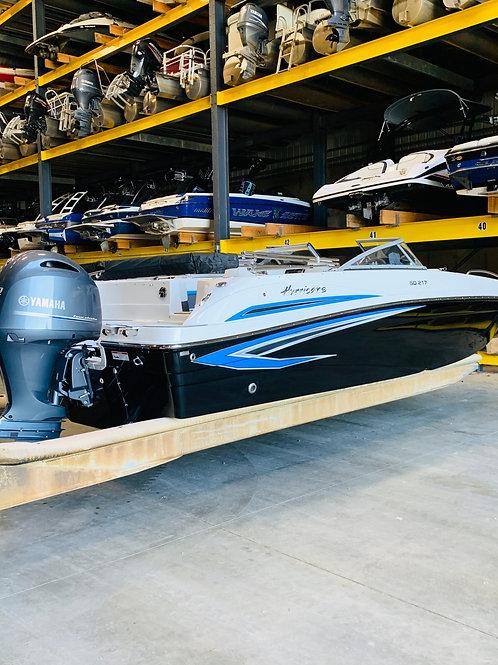 2020 Hurricane SD 217 w/Yamaha F200XB