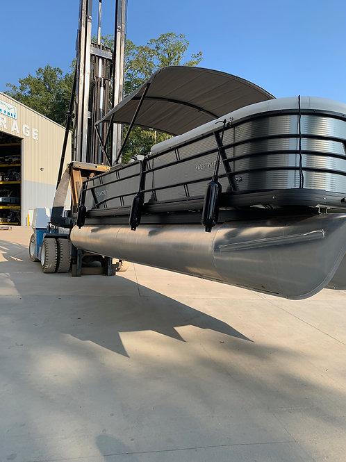 2020 Sweetwater 2286 SFL (Single Filp Lounge) w/Yamaha F150