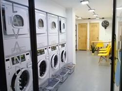 Lavandería Lava en Happy Laundry