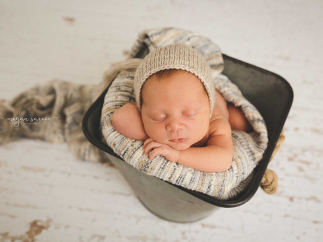 Newborn: Gabriel {13 days}