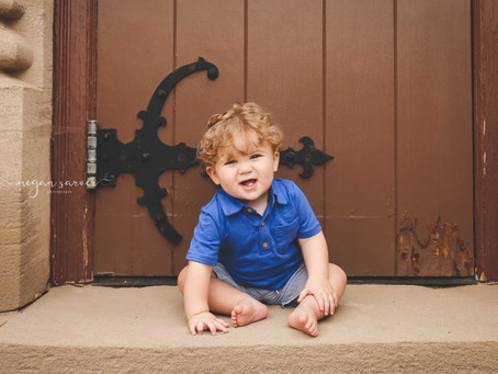Child: Theo {1 yr}
