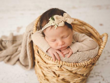 Newborn: Callie {13 days}