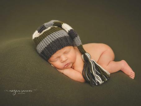 Newborn: Colt {14 days}