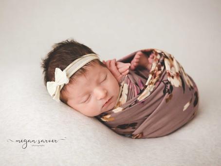 Newborn: Nora {6 days}