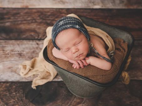 Newborn: Silas {11 days}