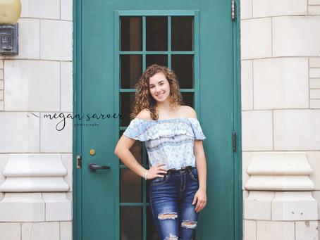 Senior: Kayla {Class of 2019}