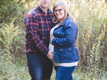 Maternity: Chad & Morgan