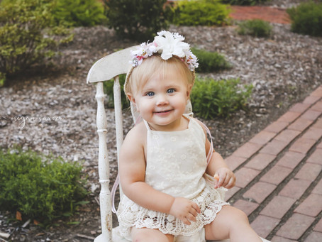 Child: Leighton {1 yr}