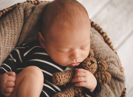 Newborn: Anthony {9 days}