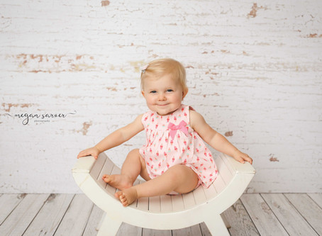 Child: Kennedy {1 yr}