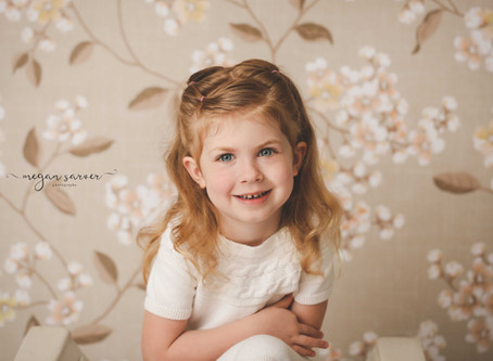 Child: Lydia {4yr Mini}