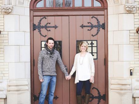 Love: Luke & Robyn {Esession}