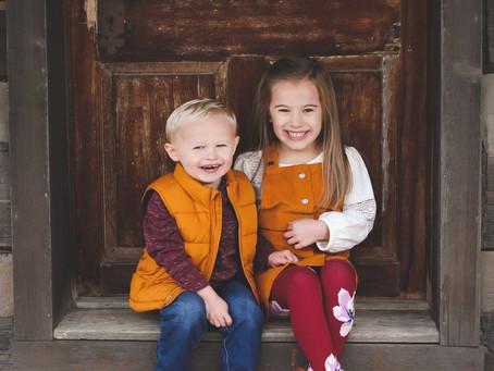 Children: Hans & Greta