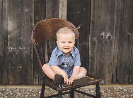 Child: Owen {1 yr}