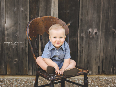 Child: Owen {1 yr}