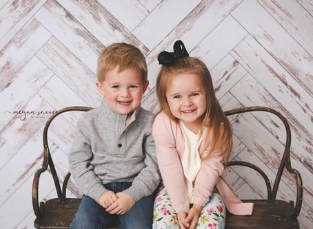 Twins: Rhett & Rhea {3 yrs}