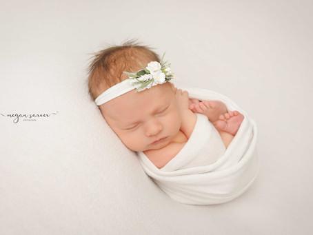 Newborn: Vivienne {10 days}