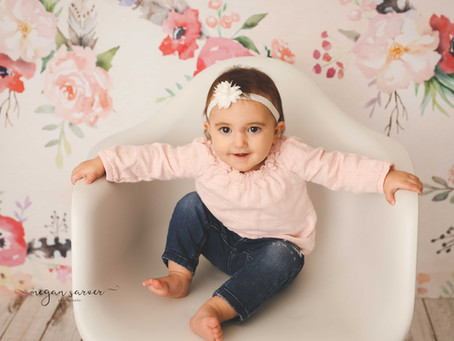 Child: Emersyn {1 yr}
